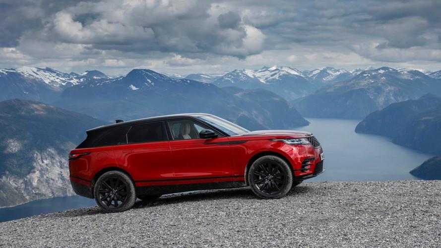 SUVs premium mais vendidos - Land Rover comemora com Velar e lamenta com Evoque