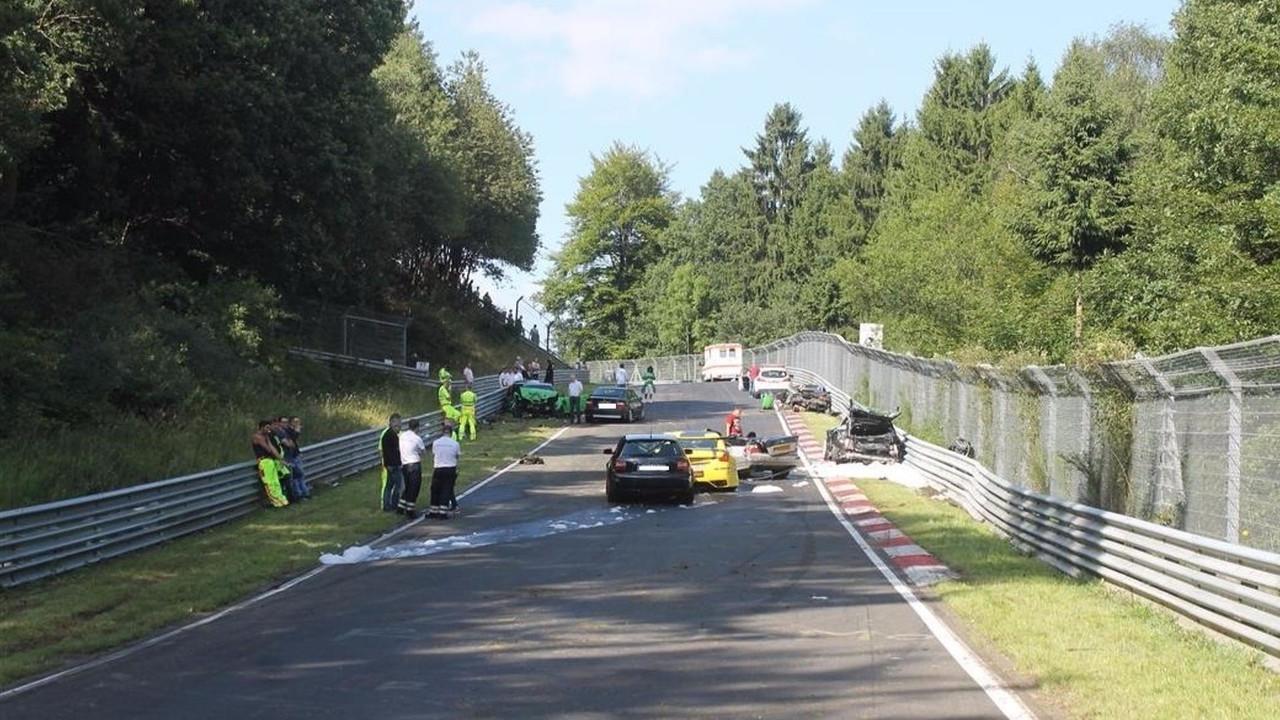 Norschleife crash