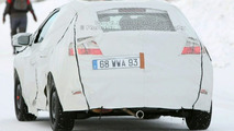 Renault Megane III Spy Photo