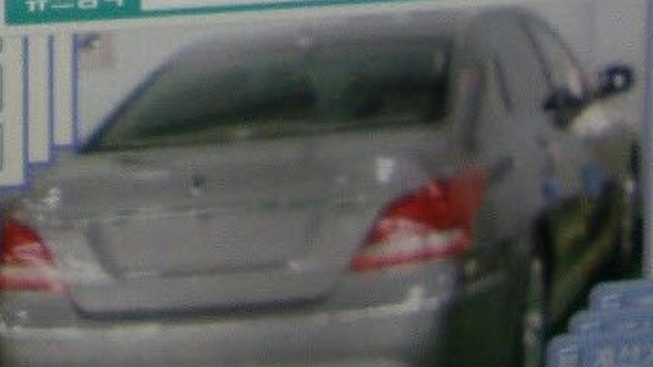 Hyundai Equus leaked images
