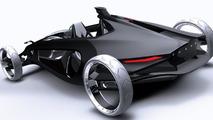 Volvo Air Motion concept, LA Auto Show Design Challenge 2010, 21.10.2010