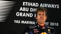 2010 Abu Dhabi Grand Prix - RESULTS