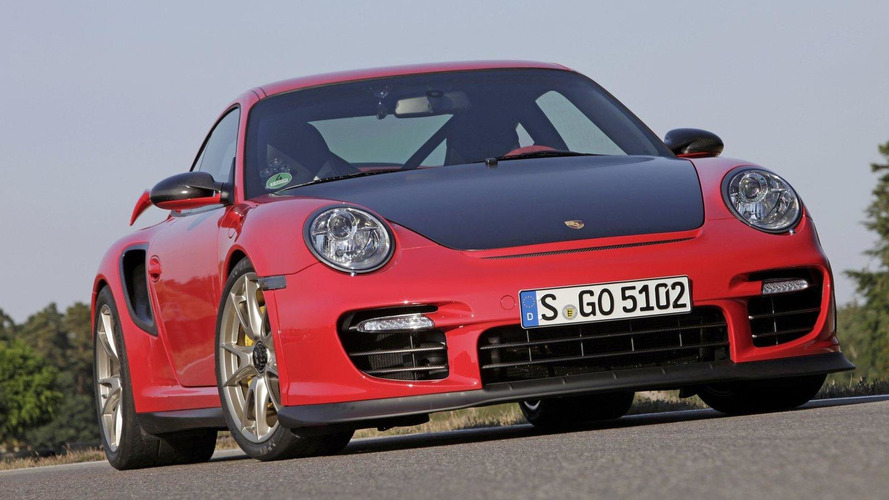 Porsche mulling a new supercar model above the 911 GT2 RS