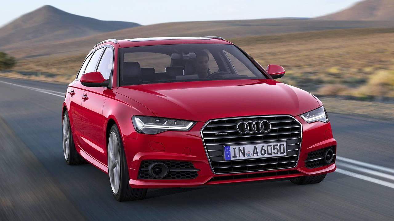 Audi A6 Avant 2014