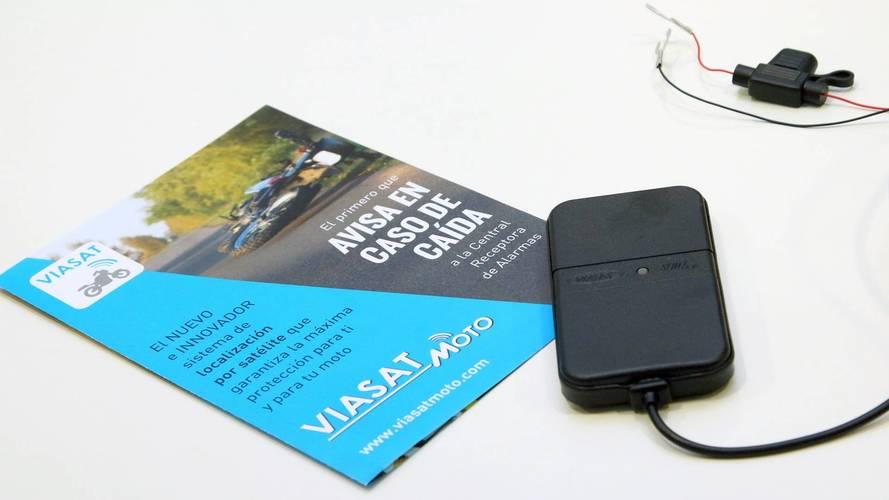 MotoBox de Viasat, para estar siempre protegido en moto