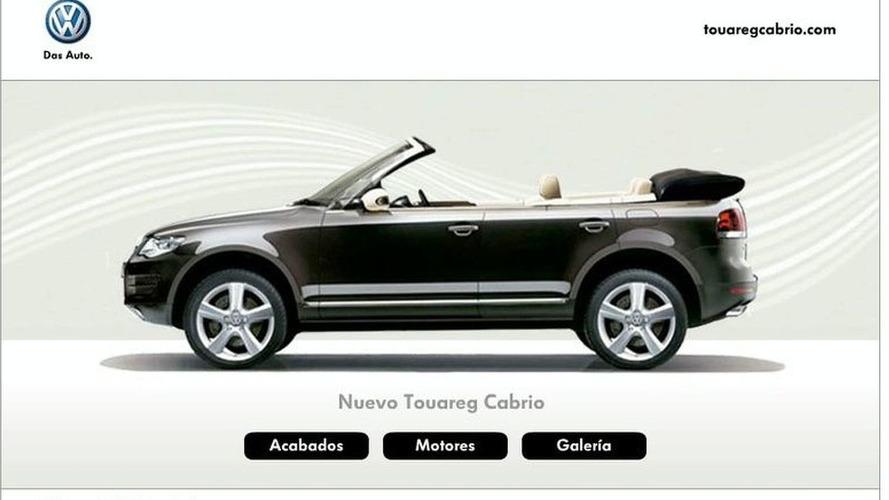 VW Touareg Cabrio?
