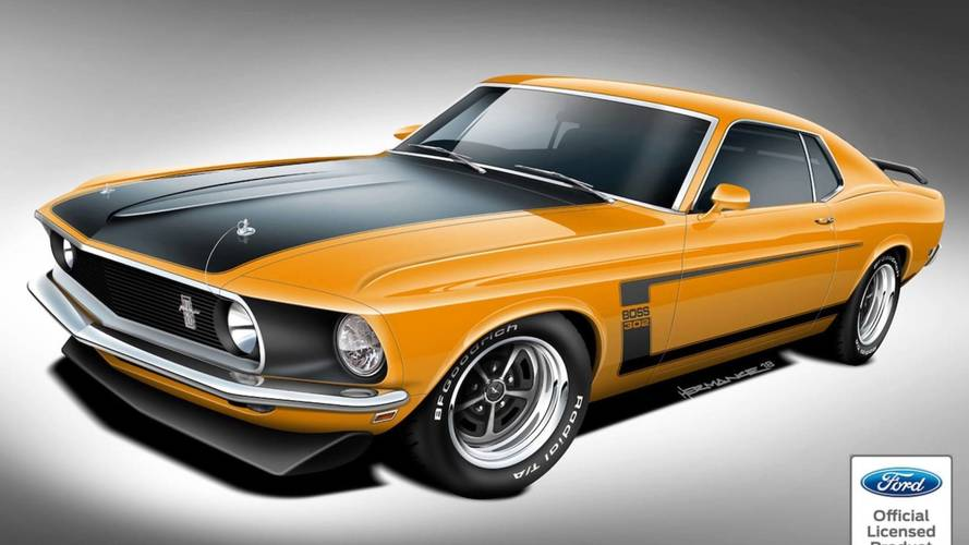 Ford Mustang - Classic Recreations