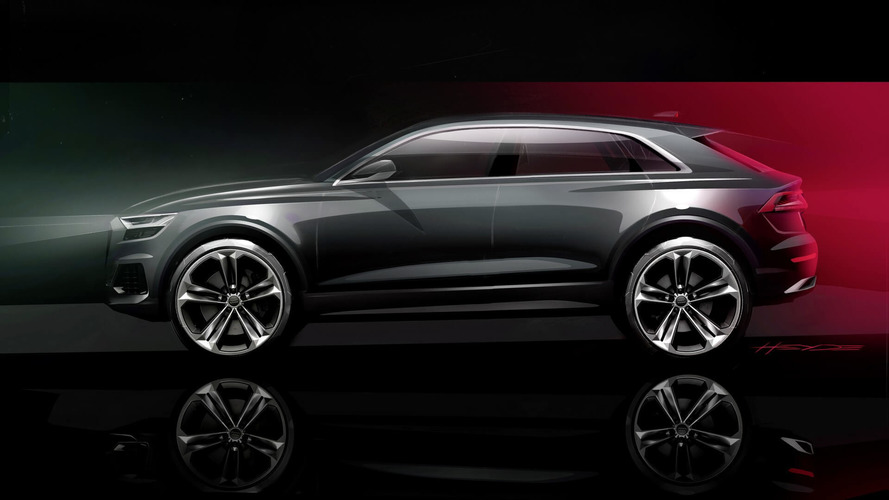 Audi says it has 'so many ideas' for Q9