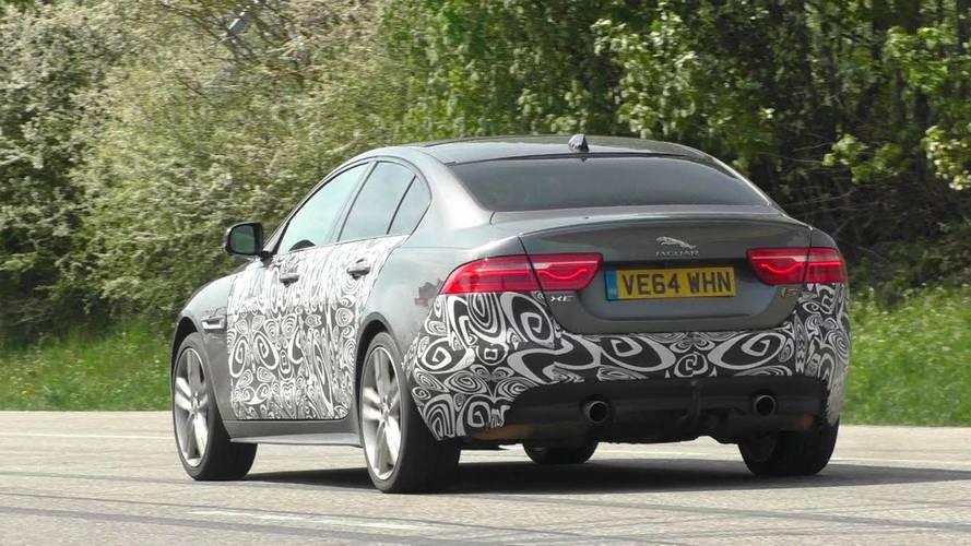 ¿Está Jaguar desarrollando el XE SVR?