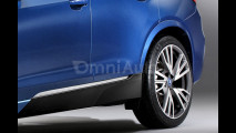 BMW i5, il rendering