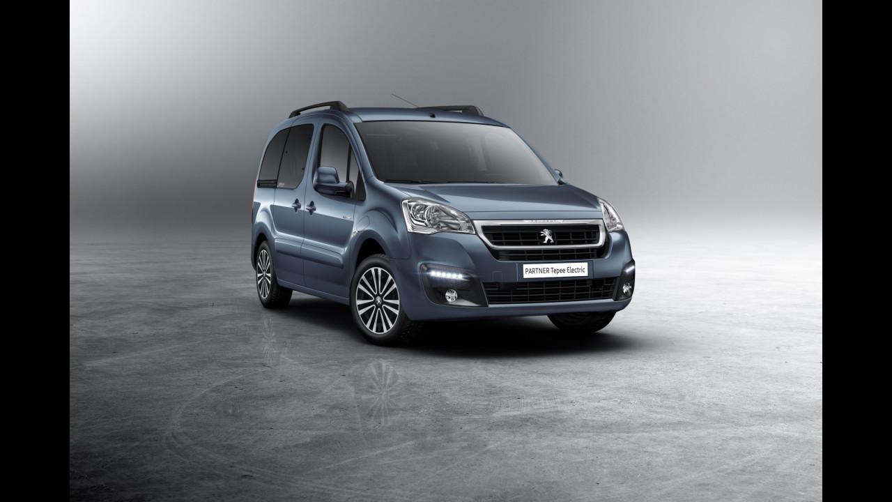 Peugeot Partner Tepee Full Electric