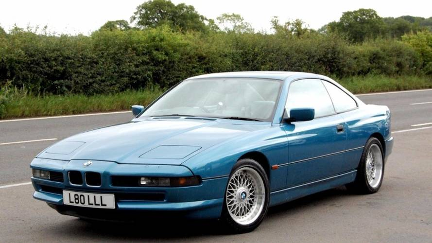 Sultan of Brunei's former 1993 BMW 850Ci can be yours for £37,000