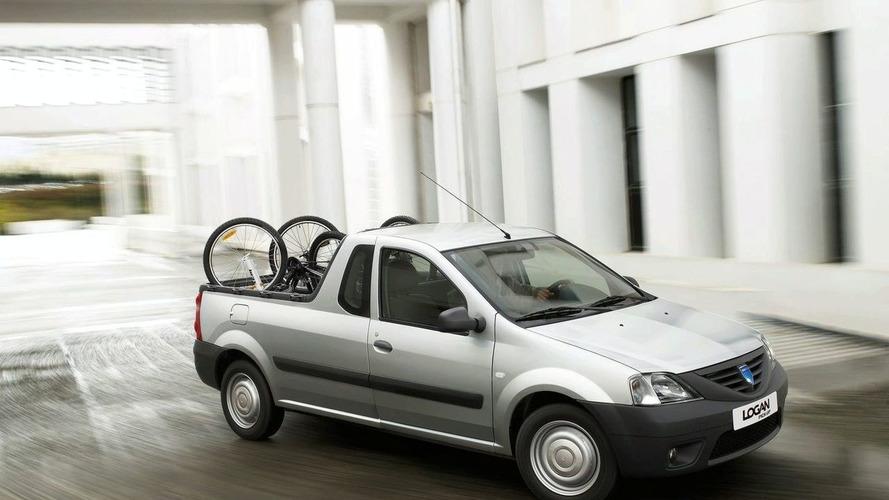 Dacia Launches Logan Pick-up in Romania