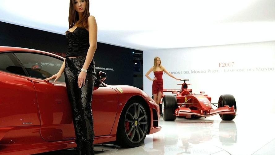 Italian Olympic Athletes to Use Ferrari-Designed Equipment