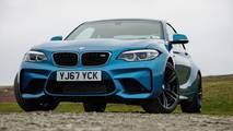 2017 BMW M2 ilk sürüş