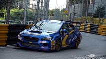 Alain Menu, Subaru STi TCR, Top Run Motorsport