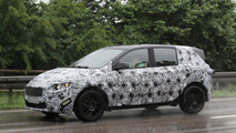 2013 BMW FWD model spied very first time 02.06.2011