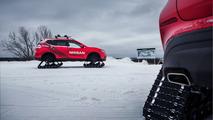 Nissan Winter Warrior concepts