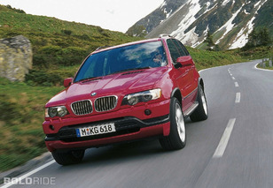 BMW X5 4.6is