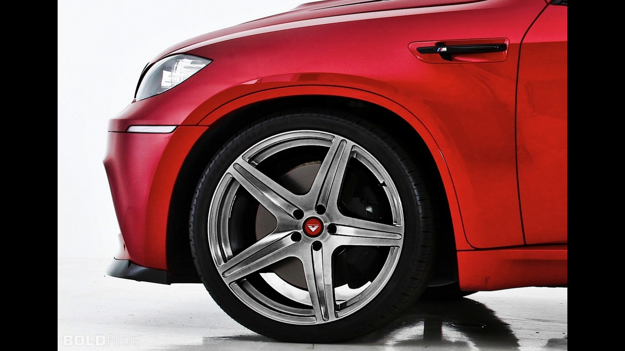 Vorsteiner BMW X6M E71