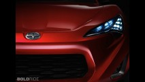 Scion FR-S Sports Coupe Concept