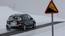 Mercedes-Benz B-Class Fuel Cell