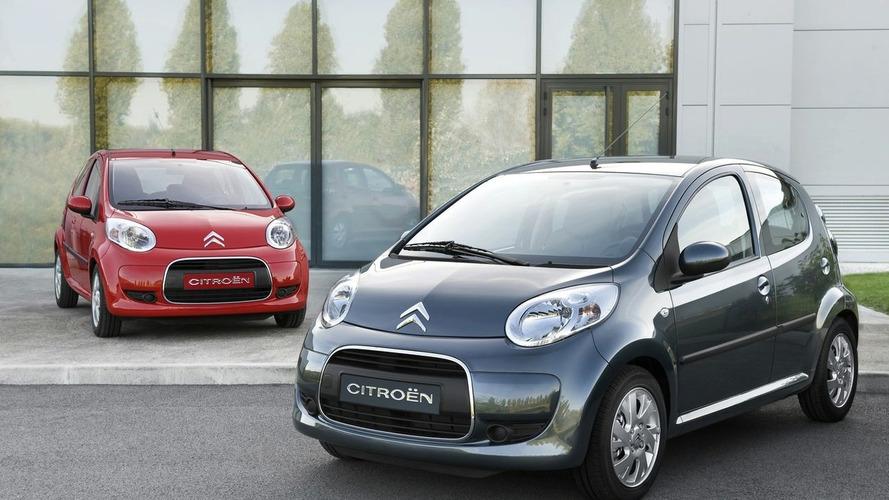 Citroën C1 Facelift Revealed