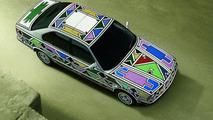 Esther Mahlangu (ZA) 1991 BMW 525i art car