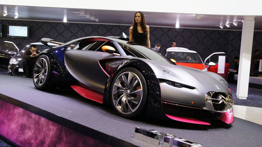 Citroen Survolt Concept Gets Sexed Up in Promo Video