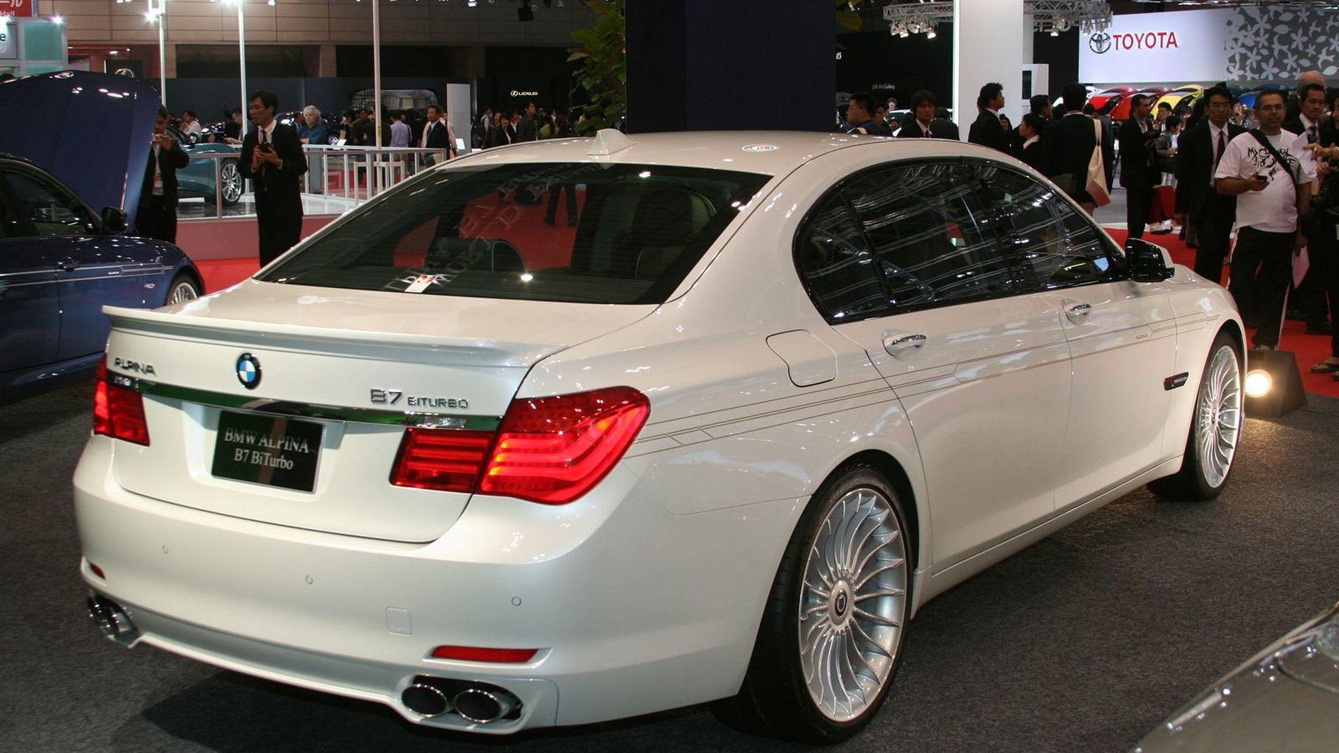 2011 Alpina B7 Announced for North America