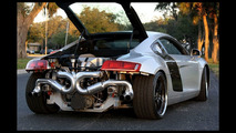 Audi R8 V8 twin turbo by Heffner Performance