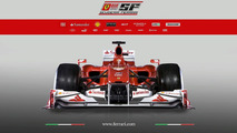 Ferrari F10 first press photos - 28.01.2010