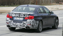 BMW Alpina B5 F10 Bi-Turbo teaser released