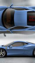 Ferrari 458 Italia - Azurre California