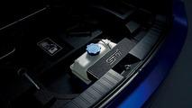 Subaru Impreza WRX STI spec C inter-cooler water spray tank