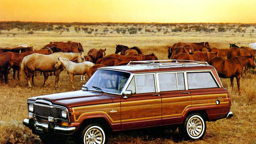 Jeep says 2018 Grand Wagoneer will sit on top of the range and rival the Range Rover