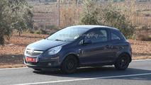 2013 Opel Allegra spy photos - 1.31.2011