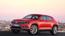 Volkswagen Tiguan CC render
