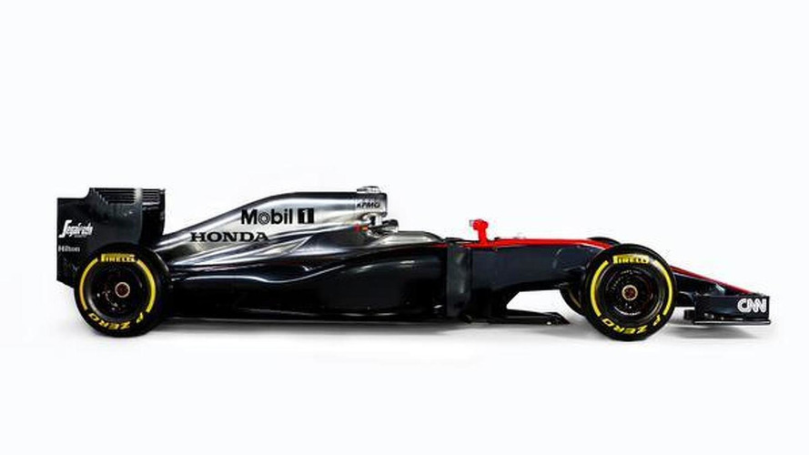 McLaren not ruling out livery change