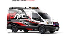 Ford Formula DRIFT Transit