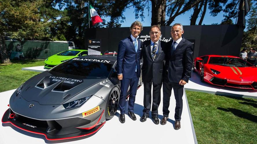 Lamborghini Huracan Super Trofeo gains 10 PS and loses 151 kg