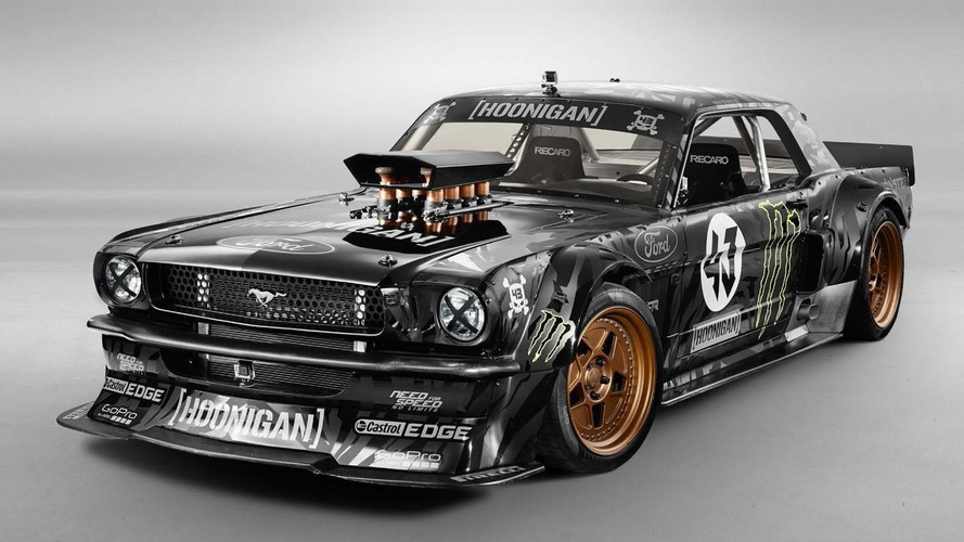 Ken Block's Honnicorn RTR has 845 bhp & all-wheel drive
