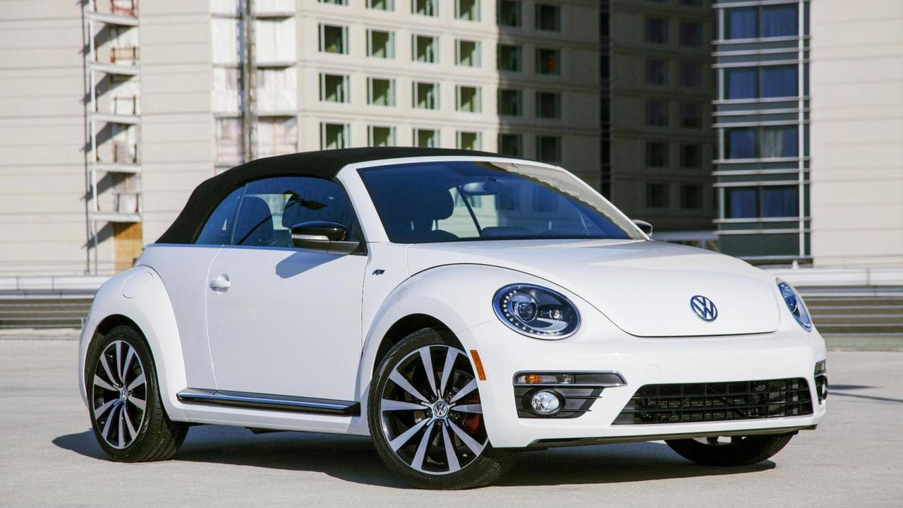 2014 Volkswagen Beetle Convertible R-Line
