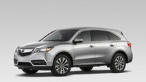 2014 Acura MDX production verison
