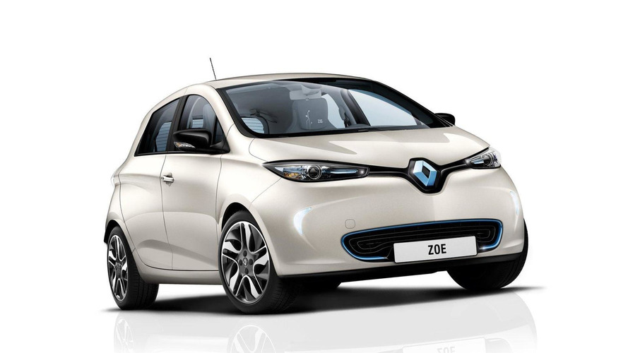 Renault Sport considering an electric vehicle - report