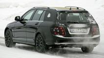 SPY PHOTOS: More Mercedes C-Class Estate