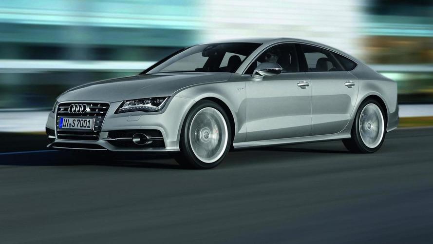 2012 Audi S7 Sportback unveiled