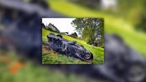 Richard Hammond's Crashed Rimac Concept One Supercar