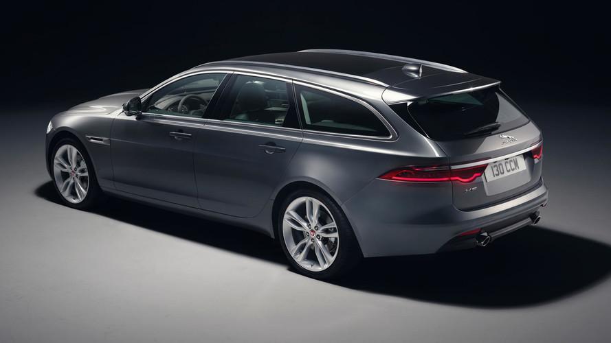Jaguar XF Sportbrake Wagon Confirmed For U.S. Market