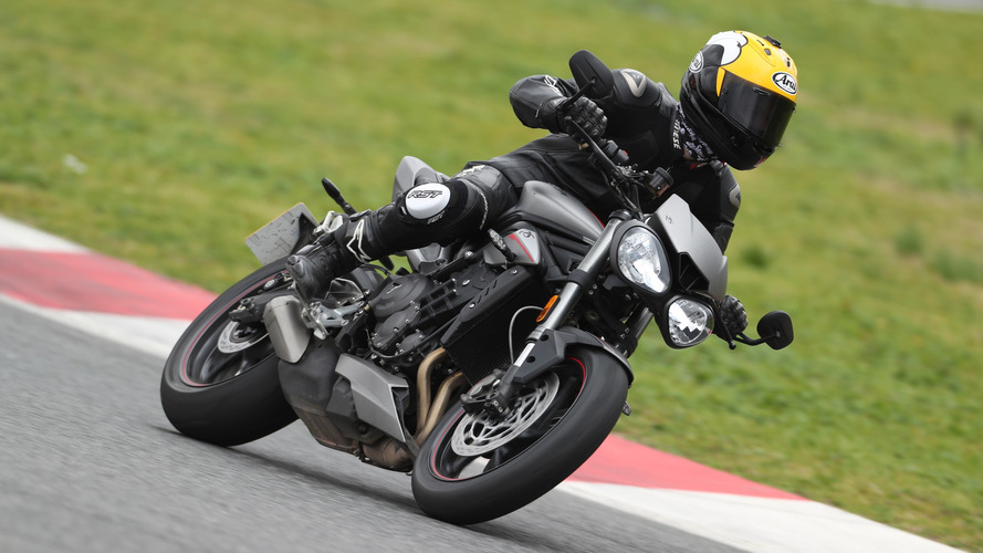 2017 Triumph Street Triple RS